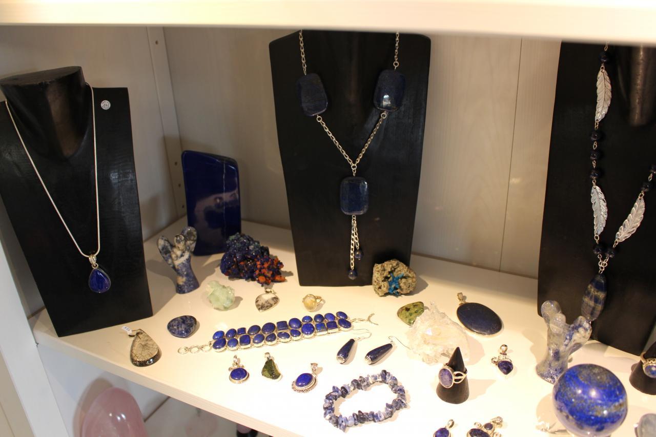 Bijoux Lapis Lazuli
