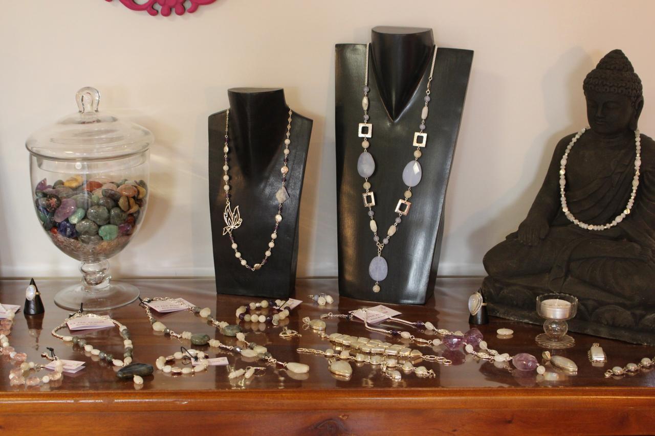Bijoux en pierres de lune