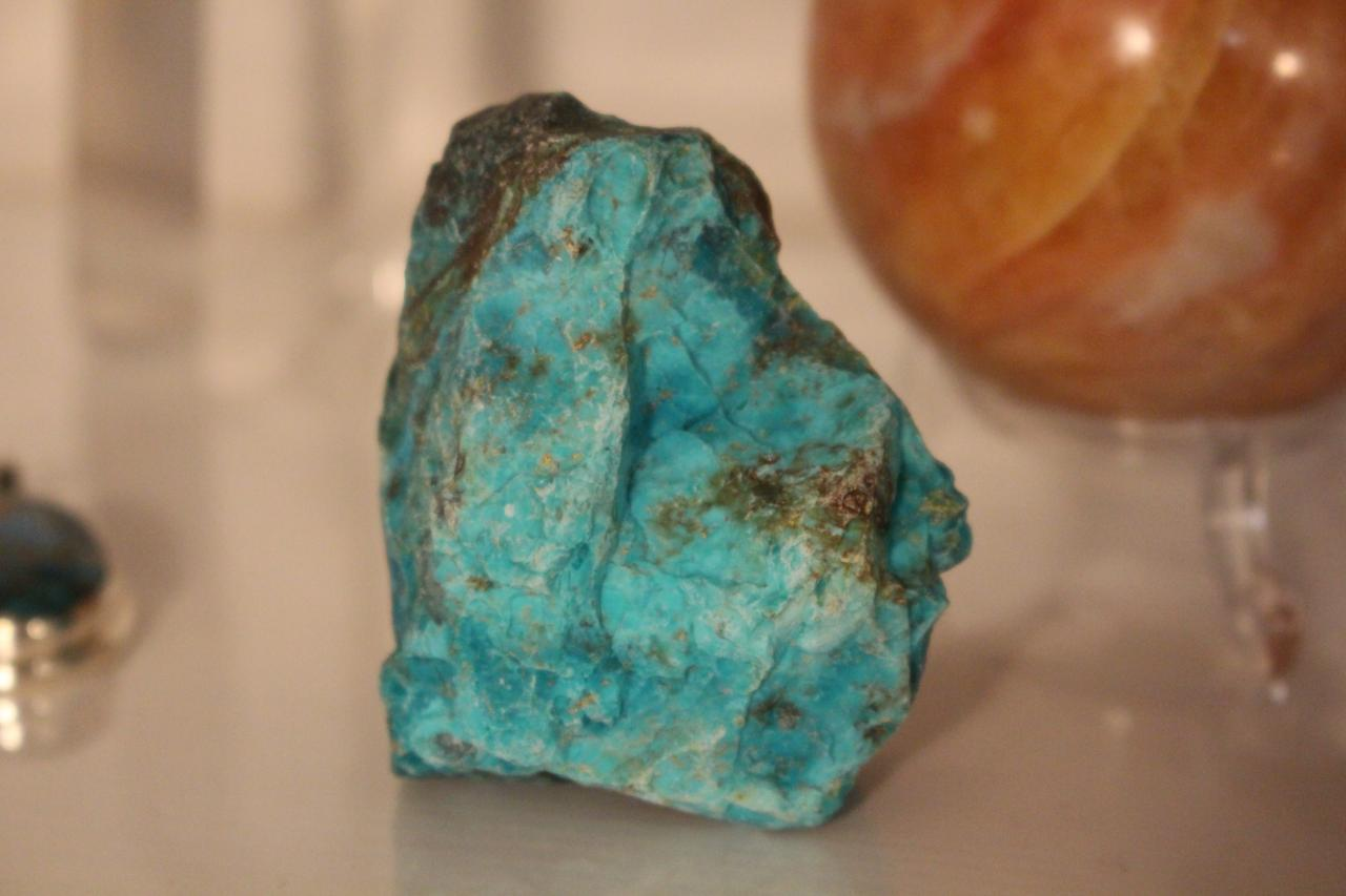 Pierre - Chrysocolle